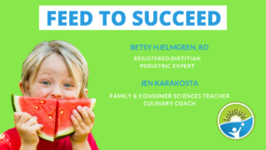 Feed To Succeed | Pediatric Nutrition Experts