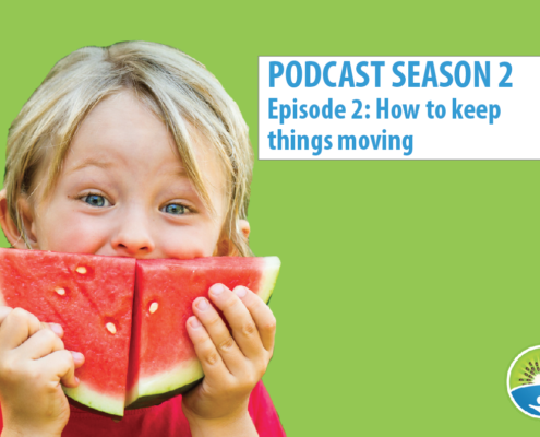 kids and constipation podcast