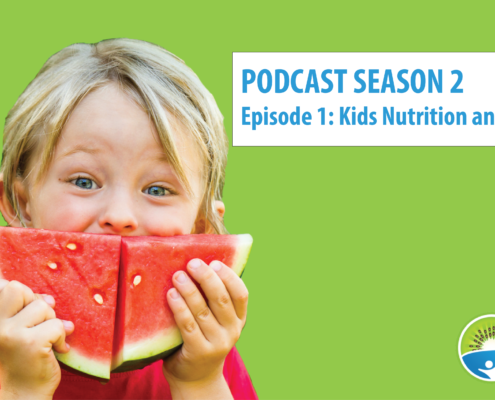 Nutrition podcast GI issues