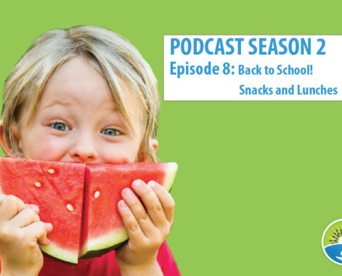 Back to School! Snacks and Lunches