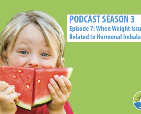when weight issues are related to hormonal imbalances