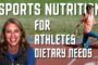Sports Nutrition for Athletes with Dietary Needs