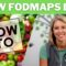 Why I created an online low FODMAPs Diet Course...